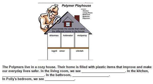 Quiz & Worksheet - Polymers | Study.com