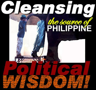 Cleansing the Source of Philippine Political Wisdom