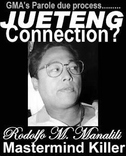 Mastermind Kidnap/Murderer Rodolfo Manalili