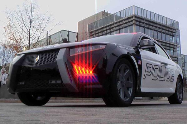 Photo Mobil Polisi Modifikasi