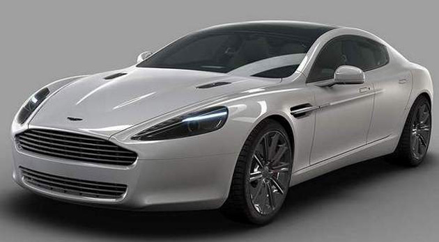 That low price in the class Aston Martin rapide.