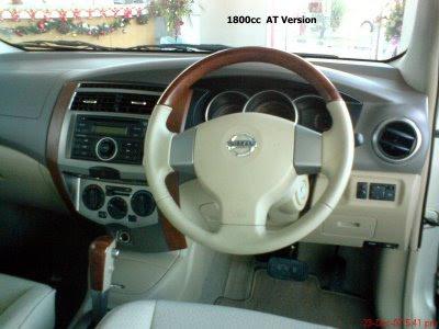 Modifikasi Mobil Grand Livina