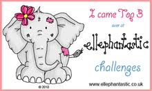 Elephantastic Jan 2011 New Beginnings challenge