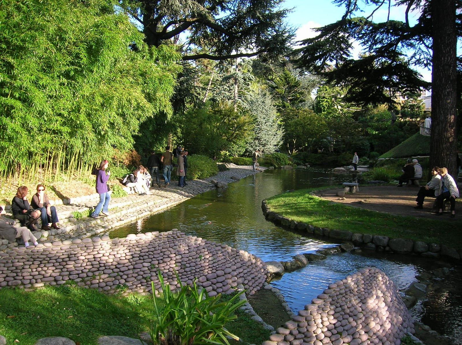 La f erailleuse le jardin albert kahn for Albert kahn jardin japonais
