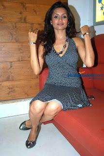 Bhavna Pani Sexy Thighs