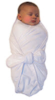 How to Swaddle Your Baby 1