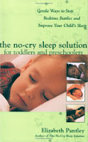 Book Review: The No-Cry Sleep Solution for Toddlers and Preschoolers 1