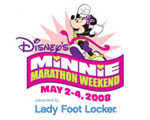 * BONUS * Win a Trip to Disney's Minnie Marathon Weekend 1
