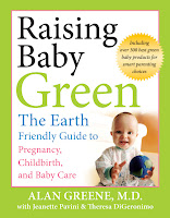 The Best Parenting Book of 2008 - Raising Baby Green 1