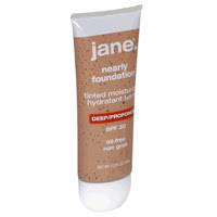 Beauty Product Round Table: jane nearly foundation 1