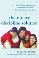 Book Review: The No-Cry Discipline Solution 1