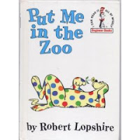 Children's Book Spotlight: Put Me In the Zoo 1