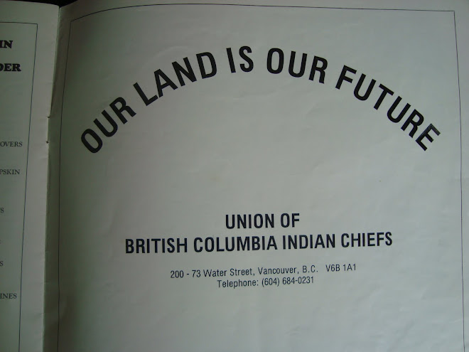 Canada History : First Nations Chiefs Council Of British Columbia Supporting Futsal