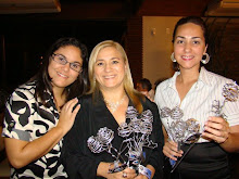 Brazil Rotary True Smile Makes True Friends ;  Rotary members : Hyeda  , Iracema   and   Ana Paula.