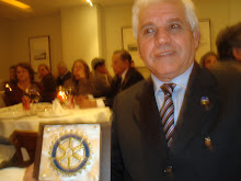 Rotary Club Atlantico Award Night At the Mercure Hotel in Balneario Camboriu.