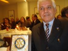 Rotary Club Atlantico Award Night At the Mercure Hotel in Balneario Camboriu.