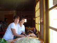 Rotary Ladies at Work , Alice Utagawa & Rosi  Silva