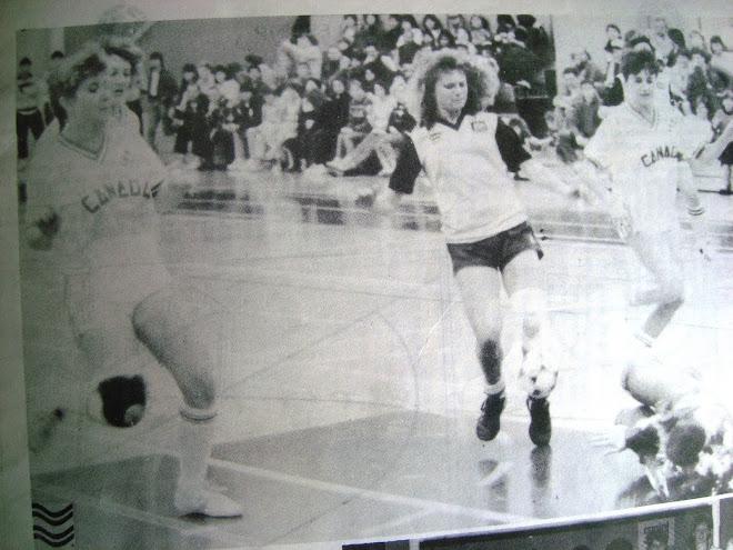 Australian Futsal  in Canada 1986