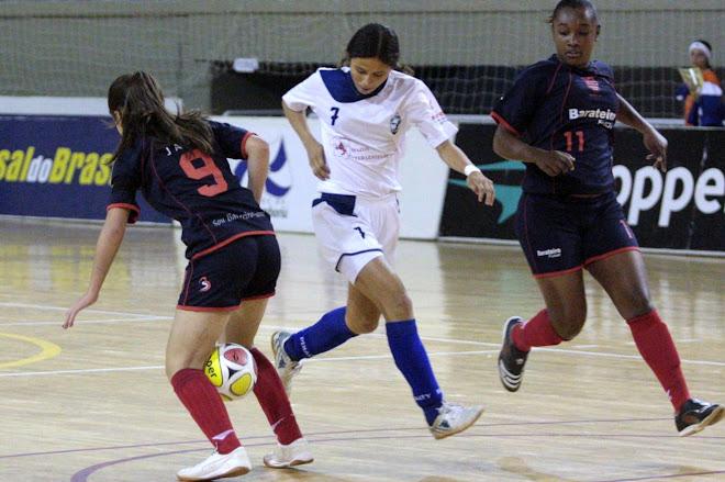 FIFA Woman Futsal in Brazil-  Copa Brasil  Goes to Balneario Camboriu