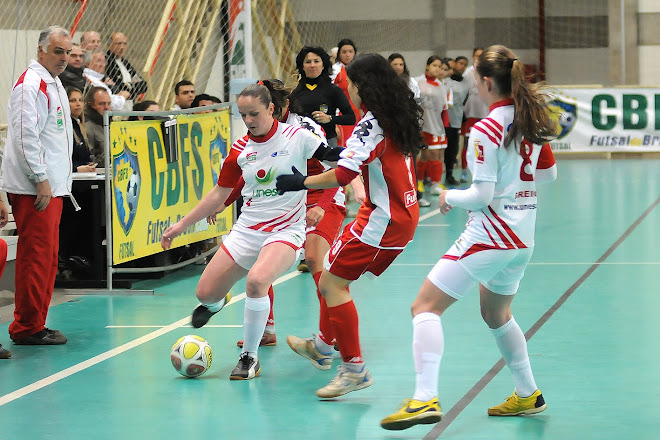 FIFA Women Futsal National League in Brazil Coached by  Zego