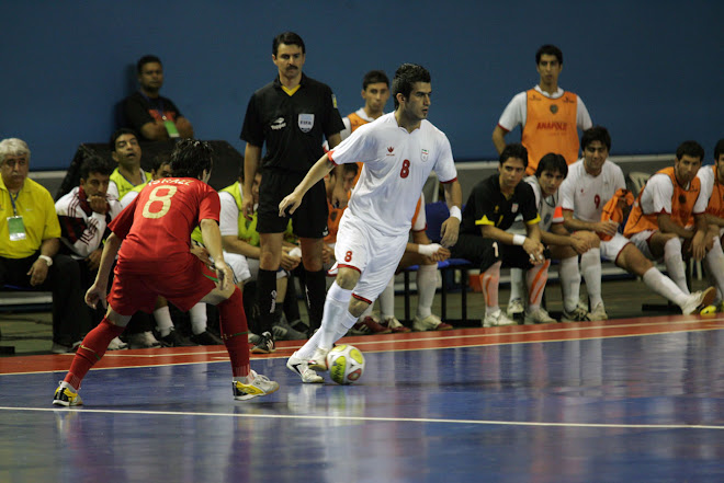 Iran Futsal takes  Portugal Down to the second place in Brazil Grand Prix Death Pool