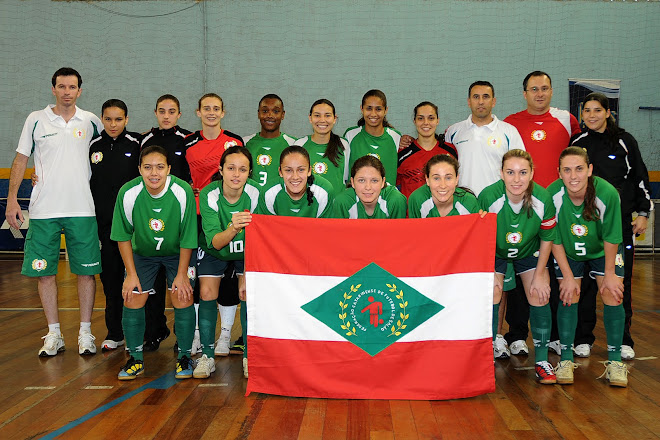 Futsal Catarinense  Select Team In Duque de Caxias  Making FIFa History in Brazil Cup 2010