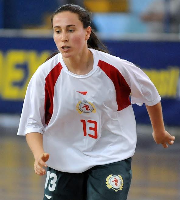 Brenda Bettioli Futsal Catarinense Making the Brazil Women Futsal FIFA History