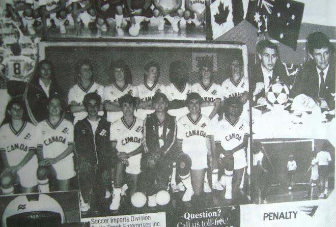 Futsal Canada from FIFUSA to FIFA History 30 years