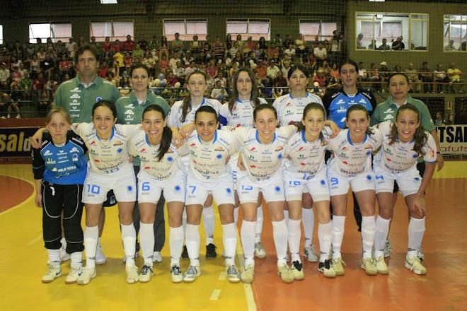 Liga futsal Unochapeco 2010 Champions
