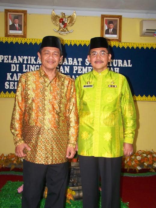 bersama abangda