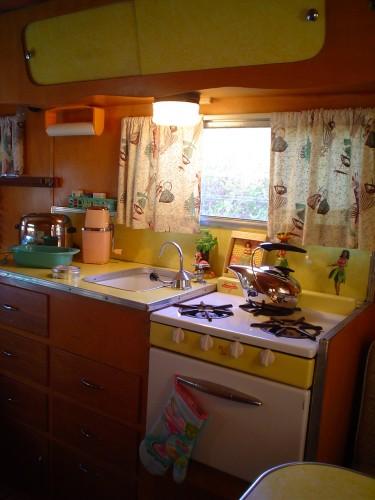 Vintage Camper Decor Ruthie Staalsen Interiors