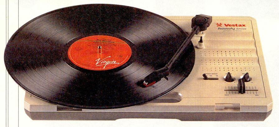 La esfera musical pick ups y plat s de ahora para - Plato discos vinilo ...