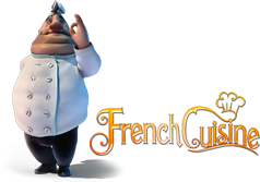 French Cuisine 3D Slot Game
