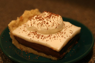 Haupia Coconut Pie