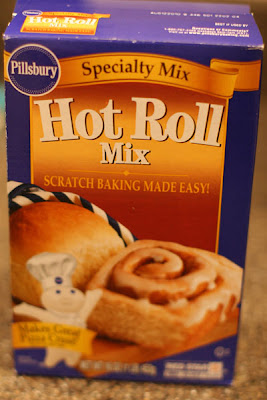 Pillsbury Roll Mix