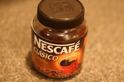 Nescafe Classico coffee