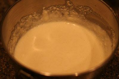 cream sauce