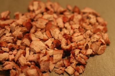 pork pieces