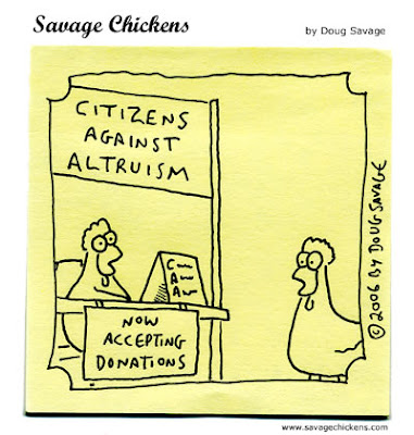 Citizens Against Altruism