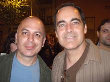 Con Neal Morse en Bcn (2010)