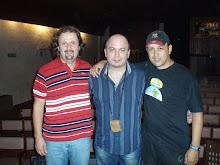 Con Sergio Alvarez (2008)