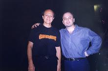 Con Emilio del Guercio (1998)