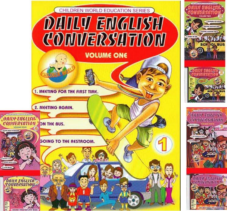 English conversation books download