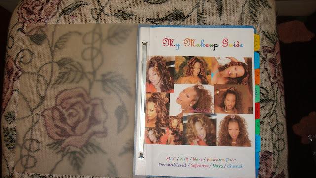 My Makeup Guide Lookbook