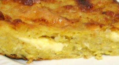 Descripción de la receta sopa paraguaya
