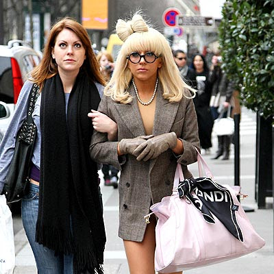 lady gaga hair bow wig. Hair#39;s to Lady GaGa