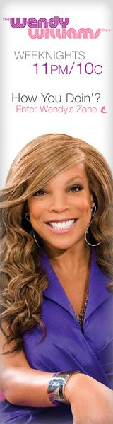 Must See T.V: Wendy Williams Show