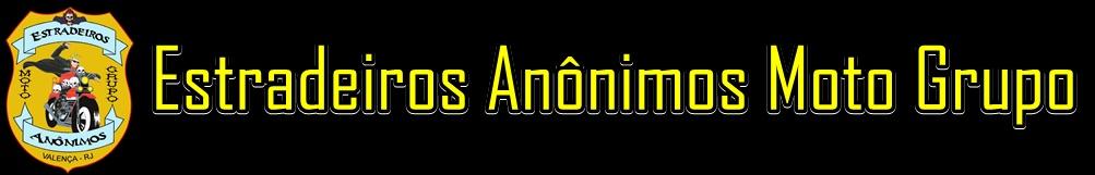 Estradeiros Anônimos Moto Grupo - Valença-RJ