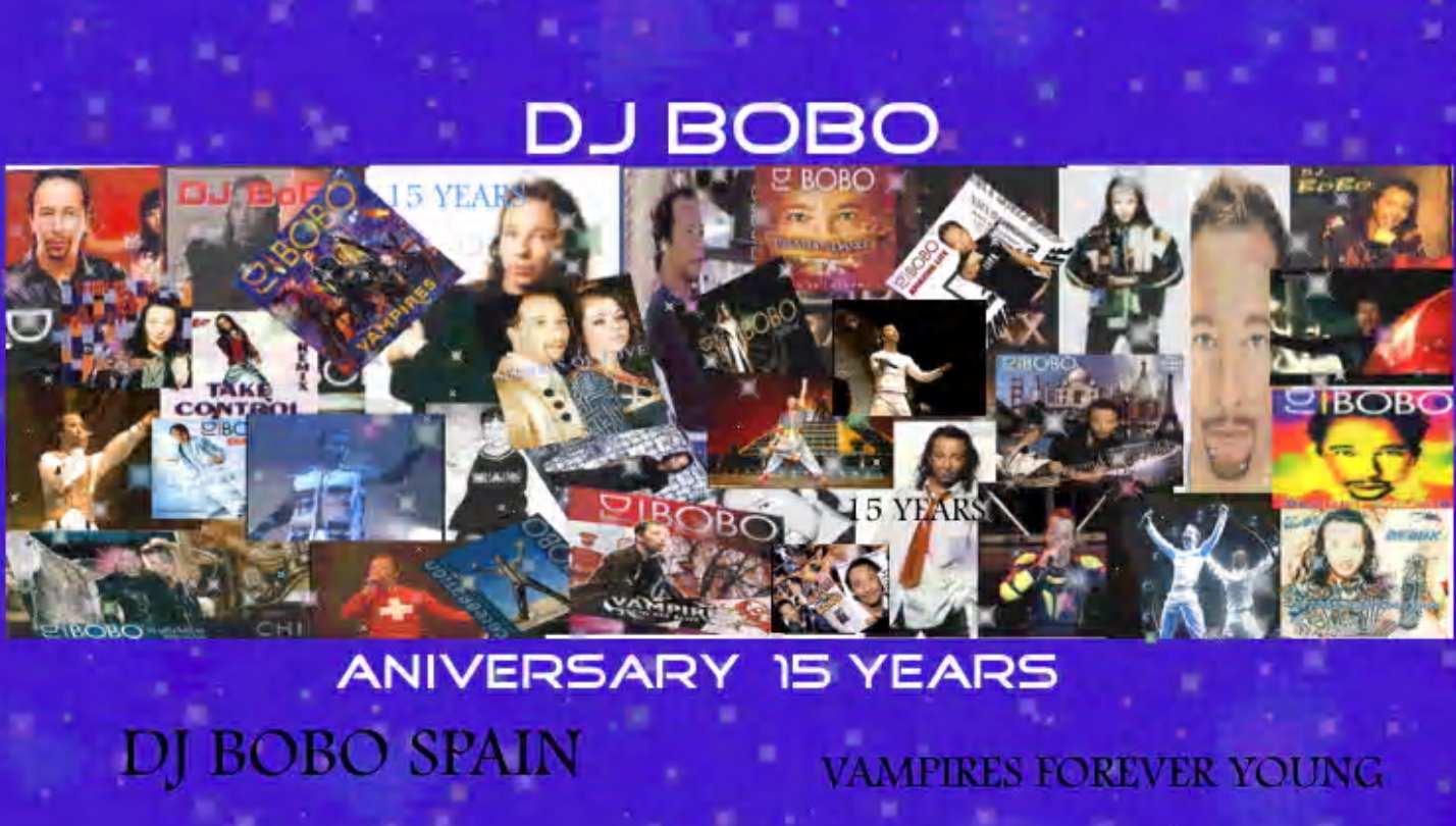 *VAMPIRES FOREVER YOUNG*  DJ BOBO WEBSITE