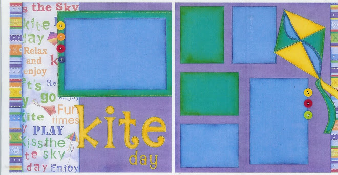 Kite Day - Designed by Diane Kelly